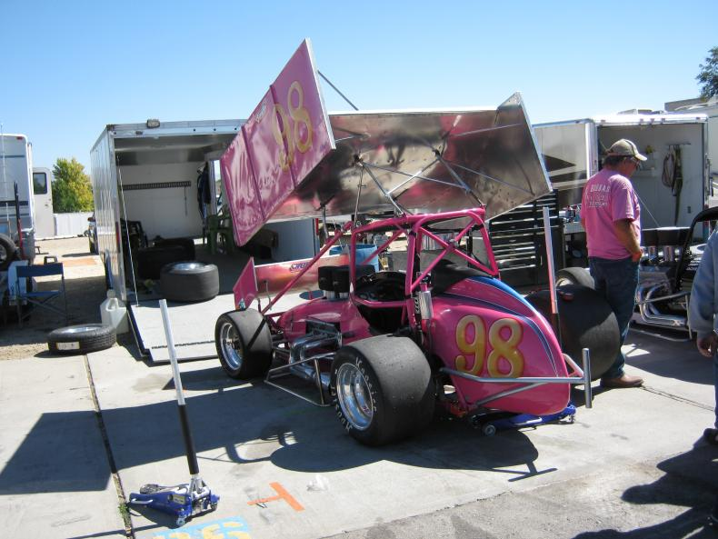 WINGED PINK LADY 98 KENNY HAMILTON.JPG